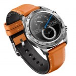 Часы Honor Watch Magic (leather strap) Silver